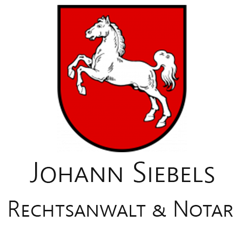 Rechtsanwalt & Notar Johann Siebels Emden